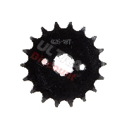 18 Tooth Front Sprocket for ATV Quad 200cc