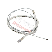 Custom Front Brake Cable - 350mm - Alu