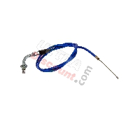 Throttle Cable (type A) - Blue