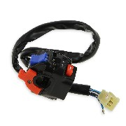Left Switch Assy for ATV Shineray Quad 200cc (XY200ST-6A)