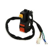 Starter and Kill Switch for ATV shineray Quad 250cc STIIE-B
