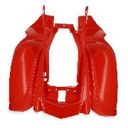 Rear Mud Guard Fairing for ATV Shineray Quad 200cc STIIE - Red