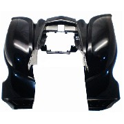 Rear Fairing for ATV Shineray STIIE  Quad 200cc - Black