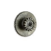 Starter Reduction Gear for ATV Shineray Quad 200cc STIIE (16tooth)