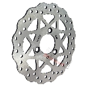 Rear Brake Disc for ATV Shineray Quad 250ST-5 (4mm)