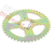 45 Tooth Rear Sprocket 520 for ATV Shineray Quad 250ST-9C