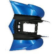 Rear Fairing for ATV Shineray Quad 250cc ST-9E (BLUE-Black)