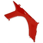 Left Fairing for ATV Shineray Quad 250cc ST-9E - RED Metallized