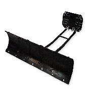Steel snow blade 120cm x 38cm for ATV Shineray Quad 250cc STXE