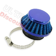 Racing Air Filter for cross Pocket Supermoto - Blue