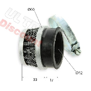 Racing Air Filter for Pocket Bike Supermoto - Type 2