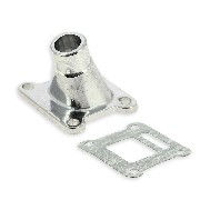 Intake Pipe for 15mm Carburetor for Pocket Bike