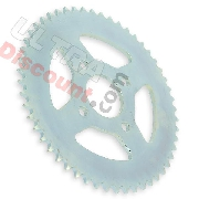 52 Tooth Rear Sprocket for Skyteam T-REX 50cc