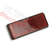 Rear reflector for ATV Spare SPY250F3
