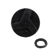 Gas Tank Cap for Pocket Bike MTA4