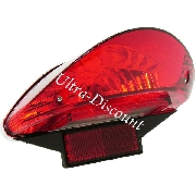 Tail Light for Baotian Scooter BT49QT-12