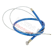 Custom Front Brake Cable - 350mm - Blue