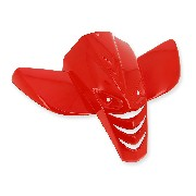 Front Fairing for pocket quad - Red