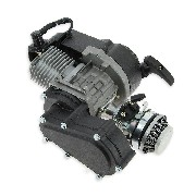 Engine 49cc for ATV Pocket Quad (type 5) - Black Edition