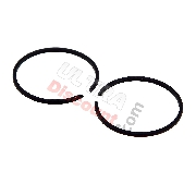 Compression Rings for 49cc Engine (Ø 44mm)