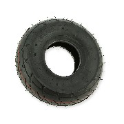 Road Tire 10x350-4 for ATV Pocket (soft gum)