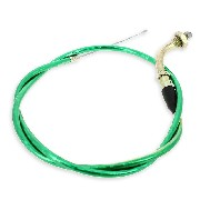 Throttle Cable (type A) - Green