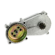 Gearbox for ATV Pocket Quad (type 1, 11 tooth) - 6.5mm