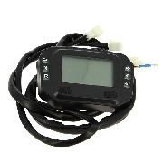 Speedometer for ATV Shineray Quad 250cc ST-9E - STIXE