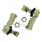 Steering Ball Joints + Nuts for ATV Shineray Quad 250ST-9E