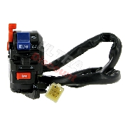 Left Switch Assembly for ATV Shineray Quad 250cc STXE