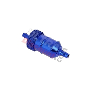 High Quality Removable Fuel Filter (type 2) - Blue