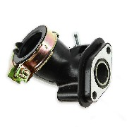 Intake Pipe for Chinese Scooter 50cc 4-stroke