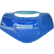 Front Fairing Windshield for Scooter - Blue