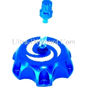 Gas Tank Cap for Bashan ATV 200cc (Type 2, Blue, BS200S-3)