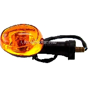 Rear Left Turn Signal for Baotian Scooter BT49QT-12