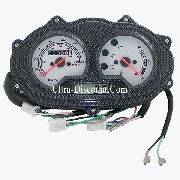 Speedometer for Baotian Scooter BT49QT-12