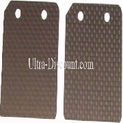 Pair of Carbon Reed Valve Blades for Polini (type B)