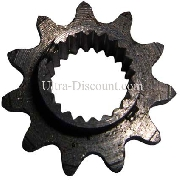 12 Tooth Front Sprocket for Pocket Bike Polini GP3
