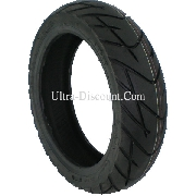 Tire for Baotian Scooter BT49QT-11 - 130x70-12