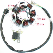 Stator for ATV Quad 200cc