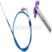 HQ Billet Quick Throttle (Purple) + Throttle Cable (Blue)