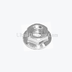 Nut M6 for Baotian Scooter BT49QT-7
