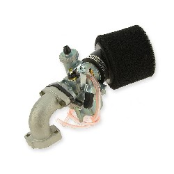 26mm Carburetor elbow foam filter Kit for Skymax