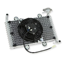Radiator for ATV Bashan Quad 200cc (BS200S-7)