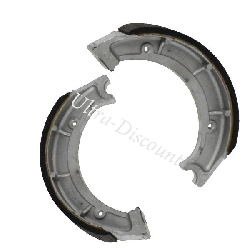 Front Brake Shoes for ATV Bashan Quad 200cc (BS200S-3)