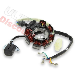Stator for ATV Bashan Quad 200cc (BS200S-7)