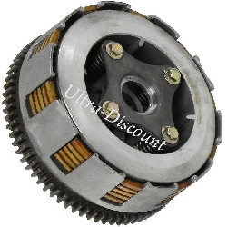 Clutch for ATV Bashan Quad 300cc (BS300S-18)