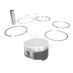 Piston Kit for ATV Bashan Quad 300cc (BS300S-18)