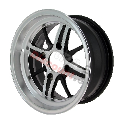 Front Aluminum Rim for ATV Bashan Quad 300cc (BS300S-18)