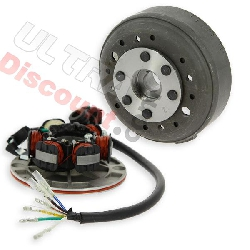 Ignition Assy + Stator for 125 - 140cc Lifan Engine